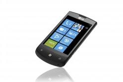 LG OPTIMUS 7: il primo smartphone Windows Phone 7 lanciato sul mercato italiano