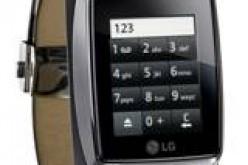 LG Watch Phone: tecnologia da polso
