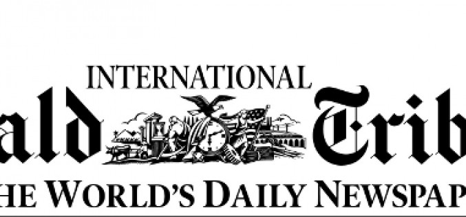 L'Herald Tribune cambia nome e diventa International New York Times
