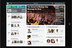 LinkedIn: una nuova App per iPad