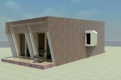 Livingbox: architettura e design in moduli preassemblati