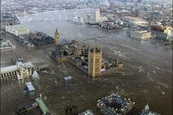 Londra come Atlantide, nel 2100 sarà sommersa