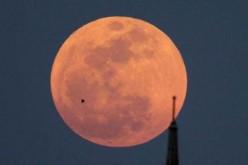 Luna rosa in arrivo