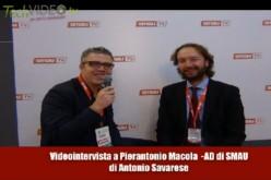 Smau Napoli: videointervista a Pierantonio Macola