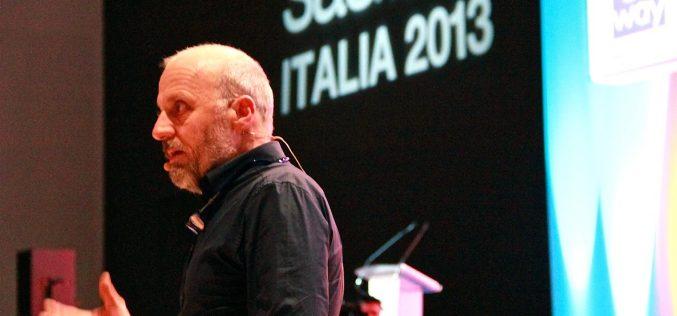 Marco Paolini al SAS Forum Italia 2013