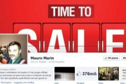Mauro Marin del GF10 vende il proprio profilo Facebook