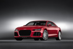 Audi Sport quattro laserlight concept: coupé dinamico con trazione plug-in ibrida