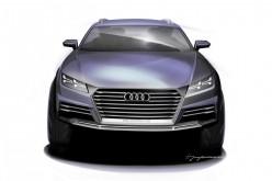 La nuova show car Audi: una sportiva compatta in una nuova veste