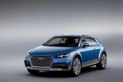 Audi allroad shooting brake: crossover in forma compatta