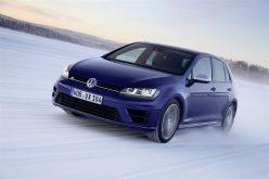 Volkswagen Golf R: più potenza e consumi ridotti