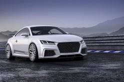 A Ginevra in mostra la nuova Audi TT quattro sport concept