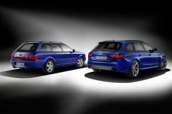 Omaggio a un classico moderno: la Audi RS 4 Avant Nogaro selection