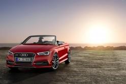 Audi S3 Cabriolet: la più potente di sempre