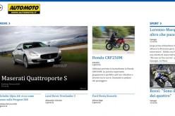 Microsoft e Automoto.it insieme per portare il digital e l'innovazione nel mondo delle due ruote