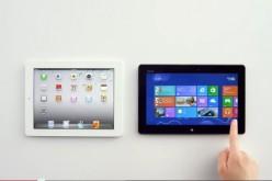 Microsoft: Windows 8 batte iPad su tutti i fronti