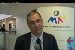 Museo Archeologico Virtuale di Ercolano – Videointervista al direttore Ciro Cacciola