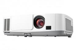 NEC lancia la nuova gamma di proiettori Serie P