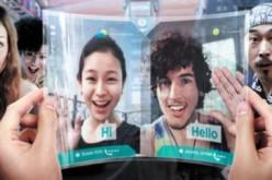 Nel 2013 arrivano i display Samsung AMOLED flessibili