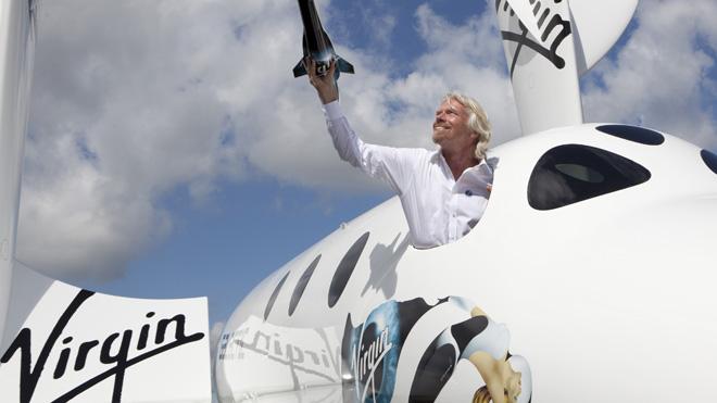 Virgin Galactic ha inviato con successo Richard Branson ai confini dello Spazio