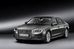 Nuova A8 Audi exclusive concept in serie limitata