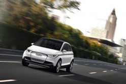 Nuova Audi A2 concept