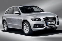 Nuova Audi Q5 hybrid quattro