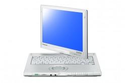 Nuova versione del Panasonic Toughbook CF-C1 con schermo Multi-Touch
