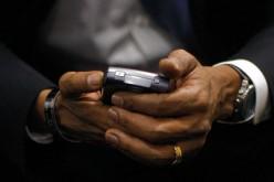 Obama, l'ultimo presidente con BlackBerry?