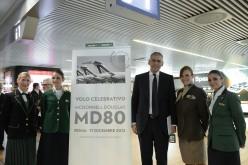 Océ-Alitalia: la partnership documentale prende il volo
