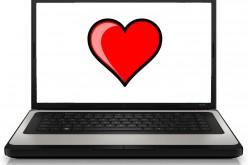 Oggi l'amore si trova su Internet
