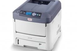OKI lancia le prime stampanti Digital LED/Laser a colori a toner bianco
