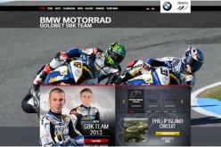 Online il nuovo sito BMW Motorrad GoldBet SBK Team firmato Intesys