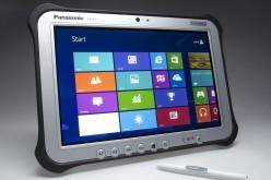 Panasonic amplia la gamma Toughpad