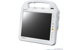 Panasonic Toughbook: il Computer diventa 'Infermiere'