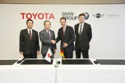 Partnership BMW – Toyota, il futuro è elettrico