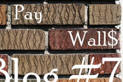 Paywall e decrescita dell'informazione