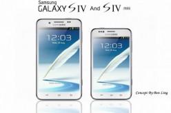 Per Samsung è già tempo di S IV Mini