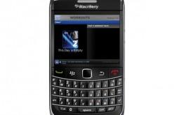 Personal trainer virtuale su BlackBerry