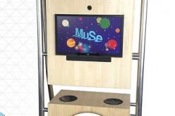 PoliFX Eye Totem: prima installazione al MUSE di Trento