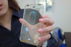 Polytron presenta il primo smartphone completamente trasparente