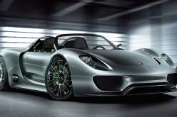 La 918 Spyder e i modelli 911 Carrera vincono nell'Auto Trophy 2013