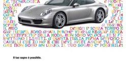 """Porsche Italia e Oliviero Toscani insieme per la campagna """"Il tuo sogno è possibile"""""""