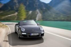 Porsche presenta la nuova  911 Black Edition