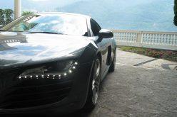 Presentata la Audi R8 V10: prestazioni mozzafiato