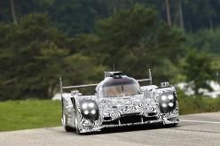 Pronta la Porsche LMP1 (foto)