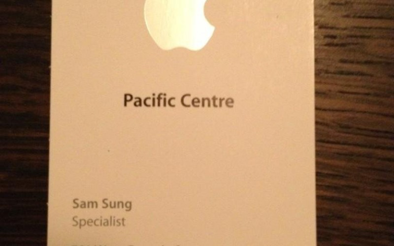 Quando Sam Sung lavora per Apple, Ann Droid che fa?