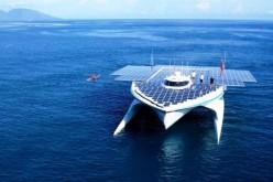 Record per PlanetSolar: traversata atlantica in 22 giorni solo grazie al sole