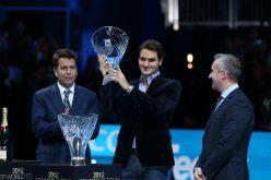 Ricoh premia Roger Federer quale 'giocatore preferito dai fan'