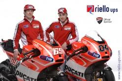 Riello UPS e Ducati Team insieme anche nel 2013