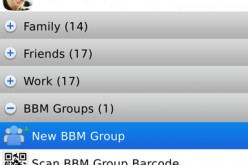 RIM rilascia il nuovo BlackBerry Messenger 6